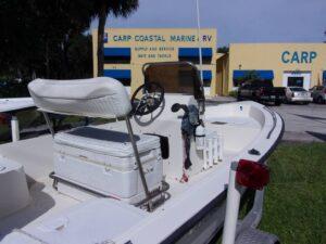 Key West 1500 Center Console